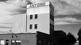 Le site Saint Antoine