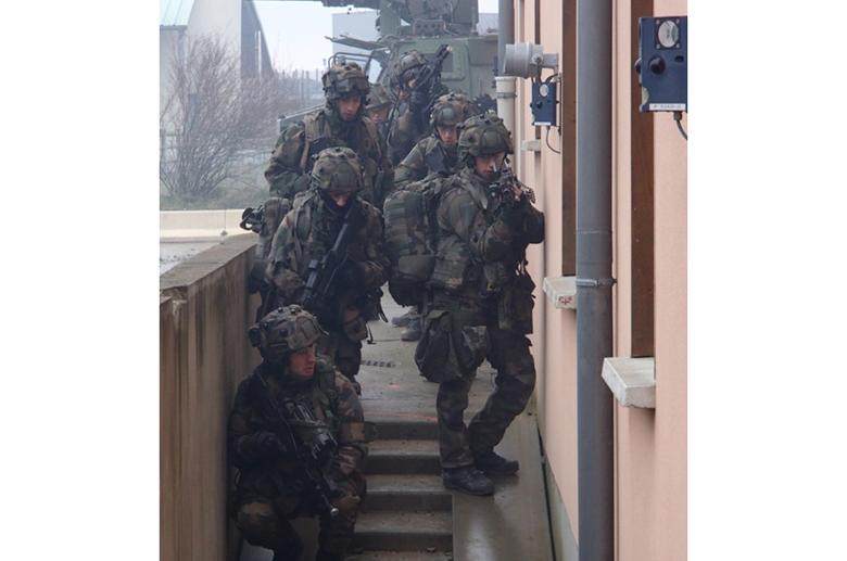 RUAG- STC AL NG (système de tir de combat aux armes légères)