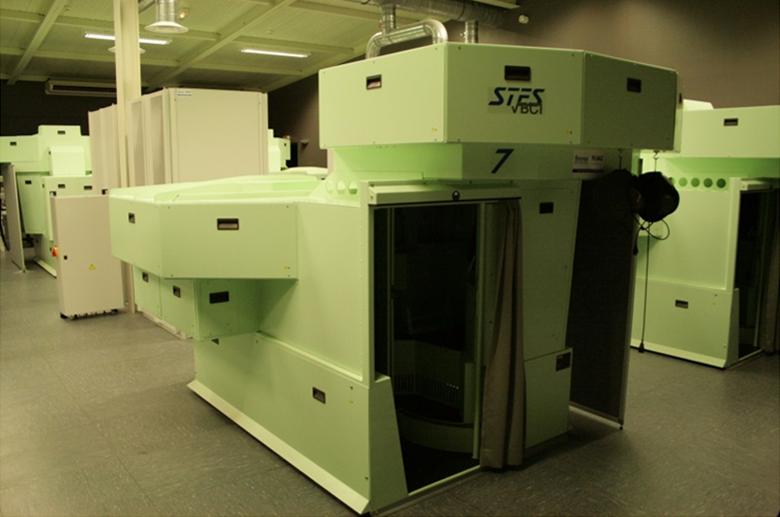 RUAG-STES simulateur de tir d'équipage et de section pour le véhicule de combat VBCI